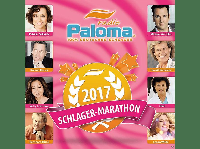 VARIOUS - Schlagermarathon 2017 [CD]