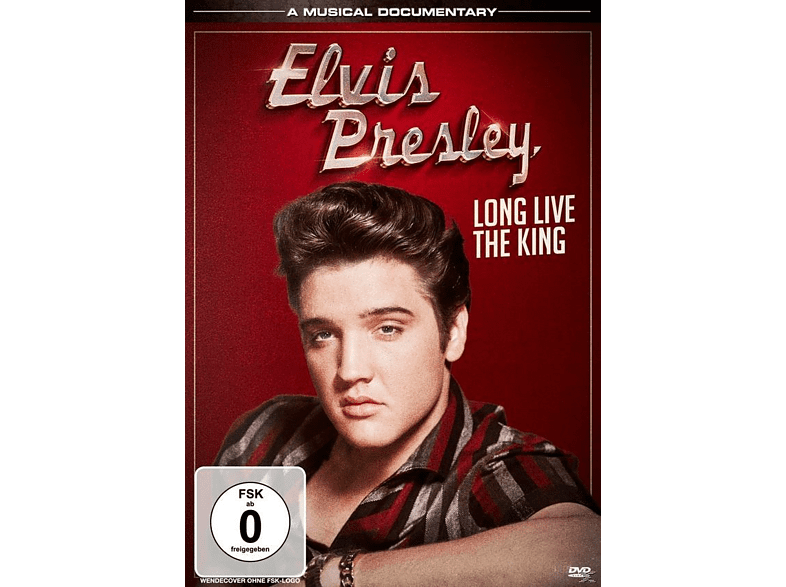 Long Live The King [DVD]