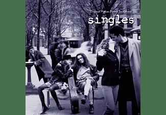 VARIOUS - Singles/OST (Deluxe Edition)/2LP+CD  - (LP + Bonus-CD)