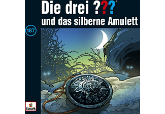 Die Drei ??? - 187: ...und das silberne Amulett  - (CD)