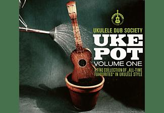 Ukulele Dub Society - Uke Pot Vol.1  - (CD)