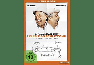 Louis, das Schlitzohr DVD
