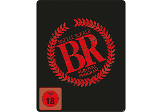Battle Royale (Uncut) - Limited Steelbook Blu-ray