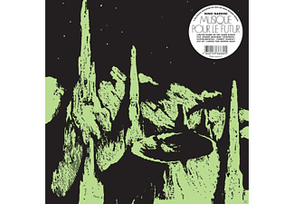 Nino Nardini - Musique Pour Le Futur (LP)  - (Vinyl)