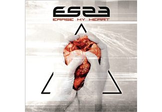 Es23 - Erase My Heart  - (CD)