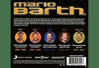 Mario Barth - Danke für 15 Jahre: Die Box  - (CD)