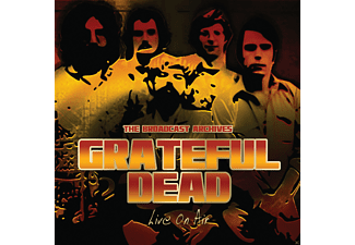 Grateful Dead - Live On Air/The Broadcast Archives  - (CD)