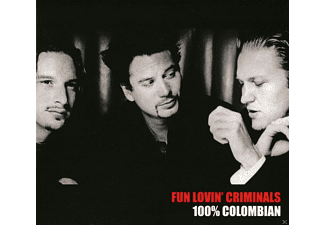 Fun Lovin' Criminals - 100% Colombian  - (CD)