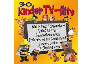 Kiddy Club - 30 Kinder TV-Hits  - (CD)