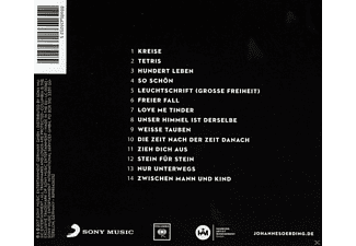 Johannes Oerding - Kreise  - (CD)