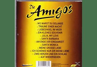 Die Amigos - Schlagerkönige  - (CD)