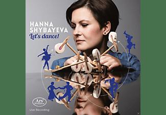 Hanna Shybayeva - Let's Dance (Live-Aufn.)  - (CD)