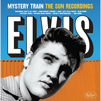Elvis Presley - Mystery Train-The Sun Recordings+4 Bonus [CD]