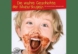 Barbara Overbeck, Mihai Ionescu, Sinfonieorchester Münster - Die wahre Geschichte der Mozartkugeln  - (CD)