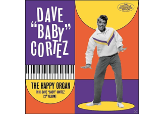 """Dave """"baby"""" Cortez - The Happy Organ+Dave Baby Cortez+9 Bonus  - (CD)"""