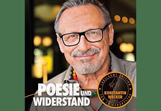 Konstantin Wecker - Poesie und Widerstand  - (CD)