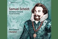 Christina Kittel, Ursula Bruckdorfer, Isolde KIttel-Zerer, Haralt Martens, Schoch Knut - Geistliche Konzerte [CD]