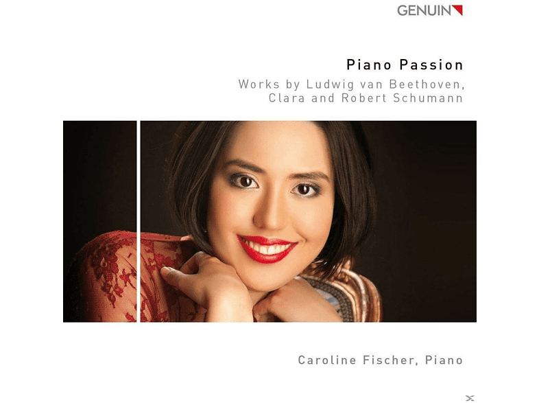 Caroline Fischer - Piano Passion [CD]