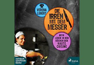 Beate Rysopp - Die Irren Mit Dem Messer-Mein Leben In Den Küche  - (MP3-CD)
