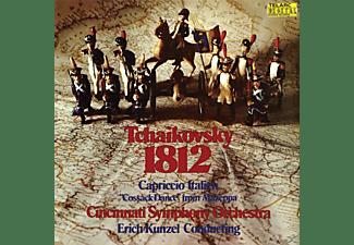 Cincinnati Symphony Orchestra Erich Kunzel - 1812 Ouvertüre,Capriccio Italien,Kosakentanz  - (Vinyl)