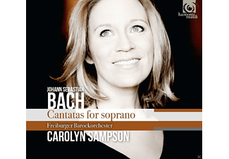 Carolyn Sampson, Freiburger Barockorchester - Kantaten Für Sopran  - (CD)
