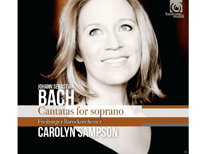 Carolyn Sampson, Freiburger Barockorchester - Kantaten Für Sopran [CD]
