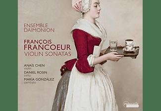 Anais Chen, Daniel Rosin, Maria Gonzalez, Ensemble Daimonion - Violinsonaten 2,4,6,7,9 & 10  - (CD)