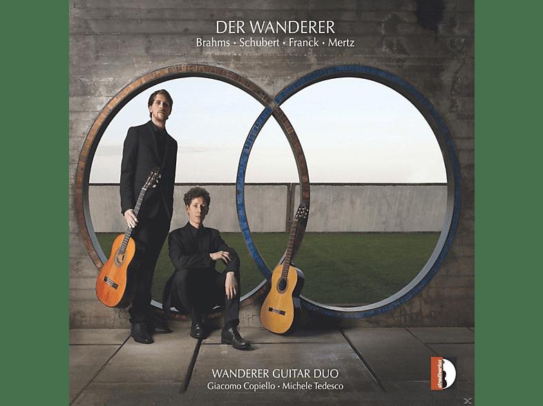 Giacomo Copiello, Michelle Tedesco, Wanderer Guitar Duo - Der Wanderer [CD]