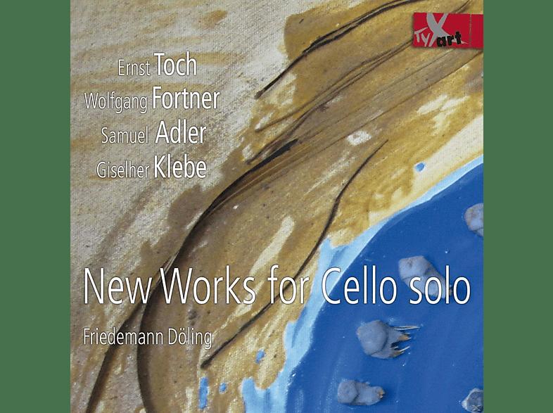 Friedemann Döling - Werke für Violoncello [CD]