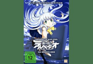 Arpeggio of Blue Steel Ars Nova - Limited Complete Edition DVD