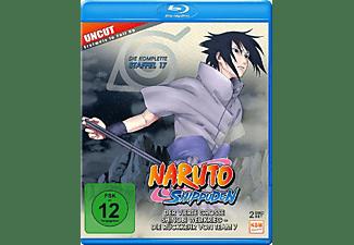 Naruto Shippuden - Staffel 17 Blu-ray