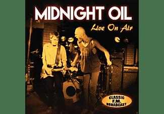 Midnight Oil - Live On Air/Radio Broadcast  - (CD)