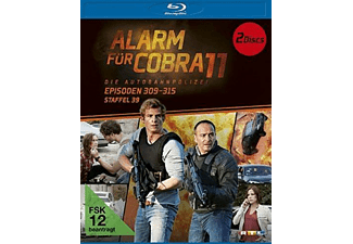 Alarm für Cobra 11 - Die Autobahnpolizei Staffel 39 Blu-ray