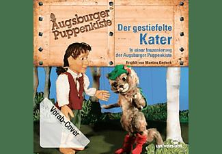 Der gestiefelte Kater-Hörspiel   - (CD)