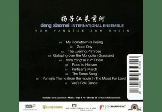 Deng Xiaomei International Ensemble - Vom Yangtse Zum Rhein  - (CD)