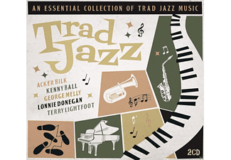 VARIOUS - Trad Jazz  - (CD)