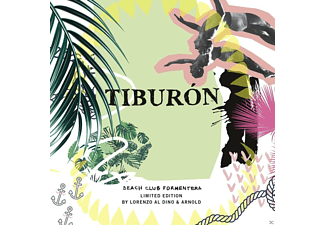 VARIOUS - Tiburon Beach Club,Formentera-Vol.3  - (CD)