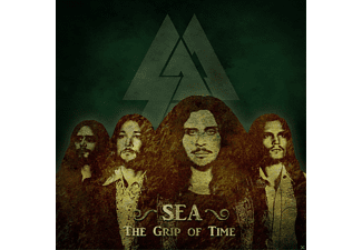 The Sea - The Grip Of Time  - (CD)