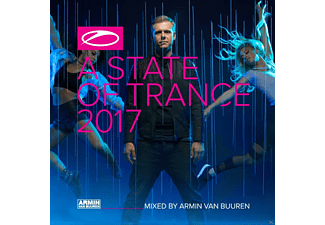 VARIOUS - A State Of Trance 2017  - (CD)