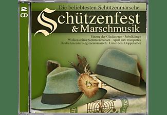 VARIOUS - Schützenfest & Marschmusik  - (CD)