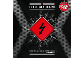 VARIOUS - Electrostorm 8  - (CD)