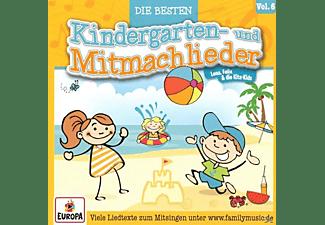 Felix & Die Kita-kids Lena - Die besten Kindergarten-und Mitmachlieder,Vol.6  - (CD)