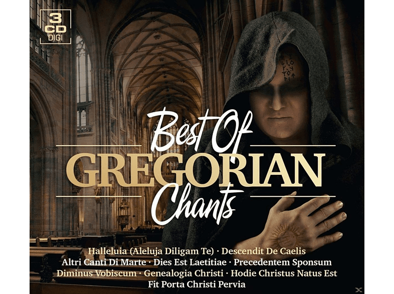 VARIOUS - Best Of Gregorian Chants [CD]