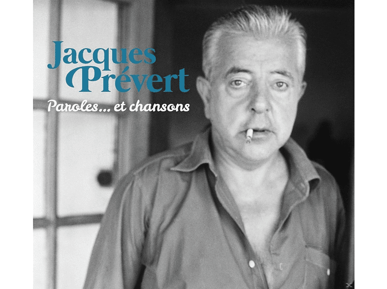 Jacques Prevert, VARIOUS - Paroles...Et Chansons [CD]