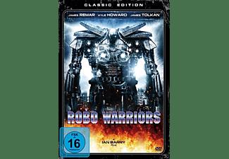 Robo Warriors DVD