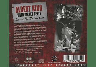 Albert King, Dickey Betts - Live At The Bottom Line  - (CD)