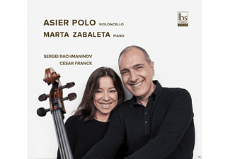 Asier Polo, Marta Zabaleta, VARIOUS - Werke für Cello und Klavier  - (CD)