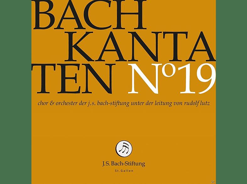J.S.Bach-Stiftung - Kantaten No°19 [CD]
