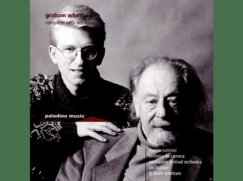 Graham Whettam, Martin Rummel, Ian Hobson - Sämtliche Werke für Cello [CD]