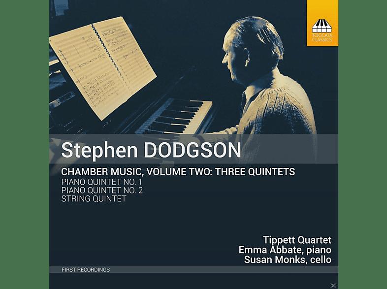 Susan Monks, Emma Abbate, The Tippett Quartet - Kammermusik Vol.2 [CD]